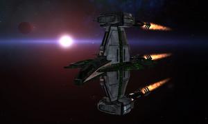 Z-Singe Class Starship