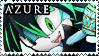 Azure Stamp