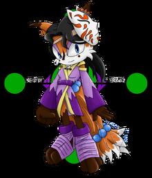Inari the fox