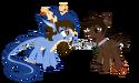 Team Bloodlines ponies