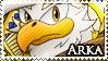 Arka stamp