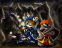Team Bloodlines Dragon Age