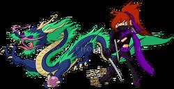 Piper and Ryujin