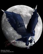 Muninn the raven of mind by zephyros phoenix-d3evp69
