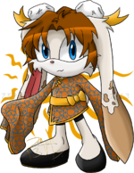 Arula the Rabbit