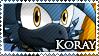 Koray stamp