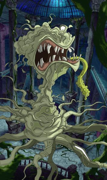 Mutant Plant