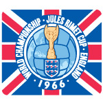 1966 Football World Cup logo