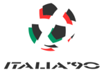 1990 Football World Cup logo