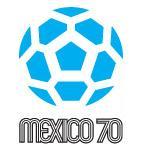 1970 Football World Cup logo