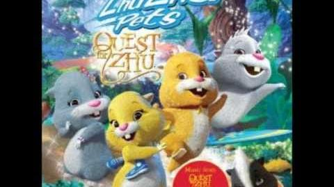 THE ZHUZHU PETS SING (The Romantic's) 'WHAT I LIKE ABOUT YOU' from QUEST FOR ZHU-Download on iTunes
