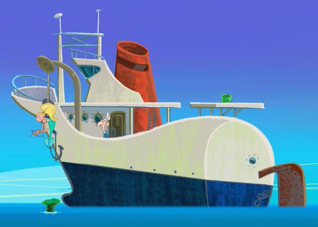 File:Zig & Sharko - Manic Mermaid 3.png