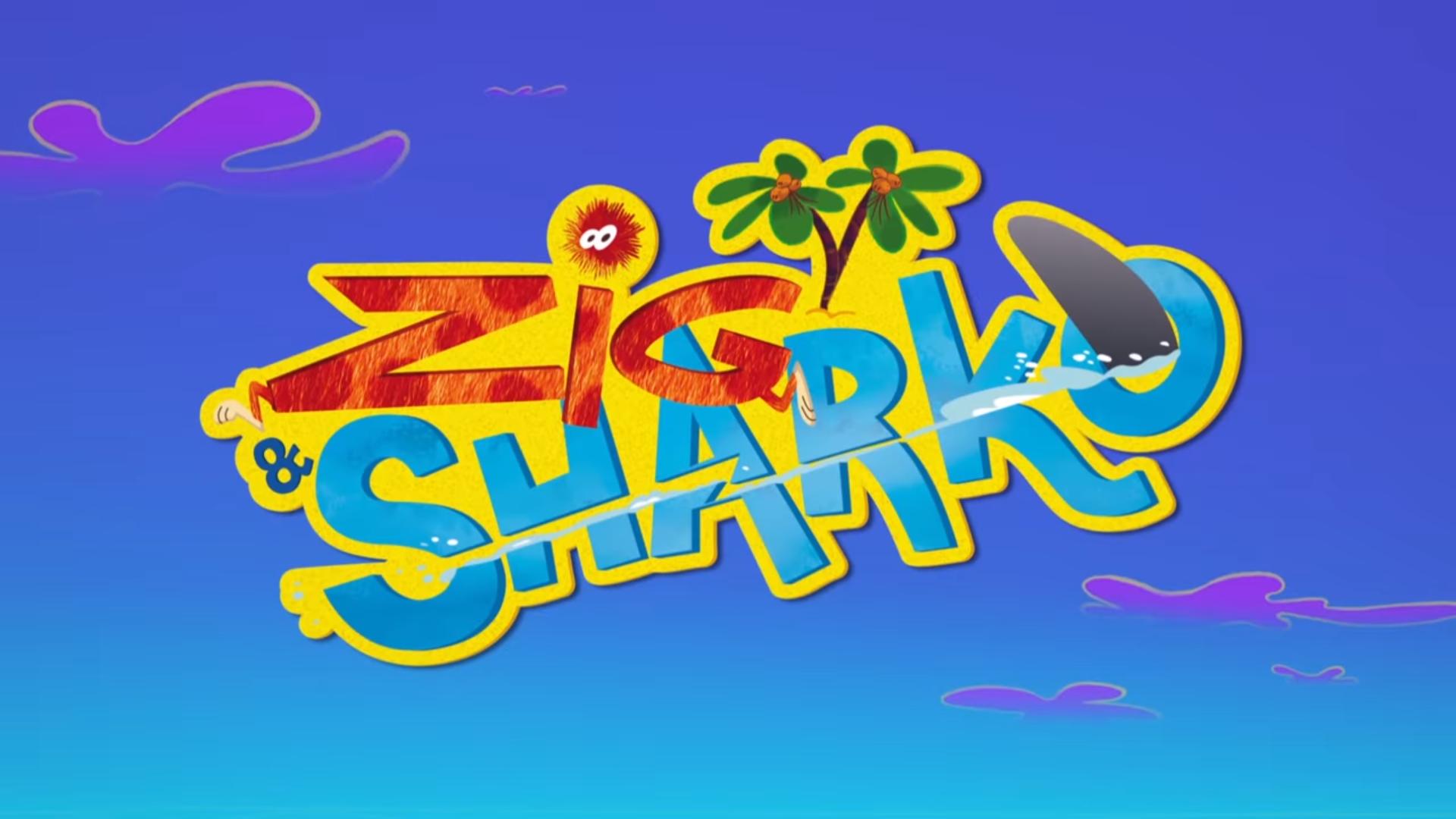 File:Zig & Sharko - Season 2 Logo Title Card.PNG