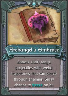 Archangel's Embrace