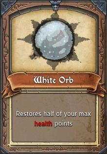 Whiteorb
