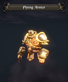 Flying Armor