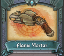 Flame Mortar