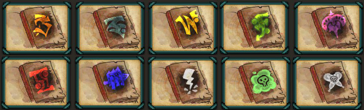 Icon-page-Spell Books