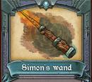 Simon's Wand