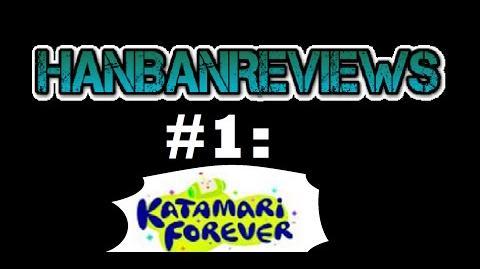 Katamari Forever - HanBanReviews