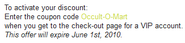 Occult-O-Mart Coupon Code