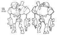 Alexovich Robots zombie
