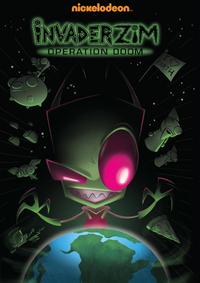 Invader Zim Operation Doom cover