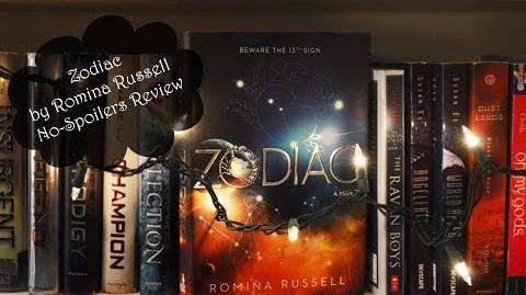 Zodiac by Romina Russell No Spoilers