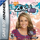 FileZoey 101 Video Game cover