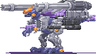 Saga 2 Gun Sniper LS