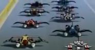 Sinker racer lineup