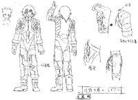 Concept Anime Raven