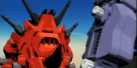 Zoids: Chaotic Century Episode 4