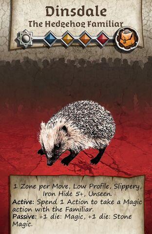 File:Zombicide Black Plage - Animal Companion - Hedgehog Famillar.jpg