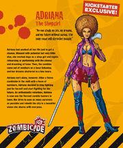 Adriana Kickstarter Image