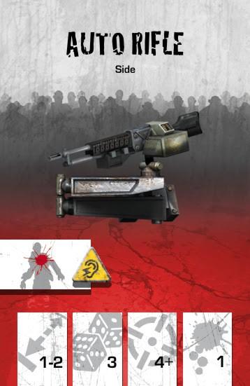 Vehicle Equipment Side Auto Rifle