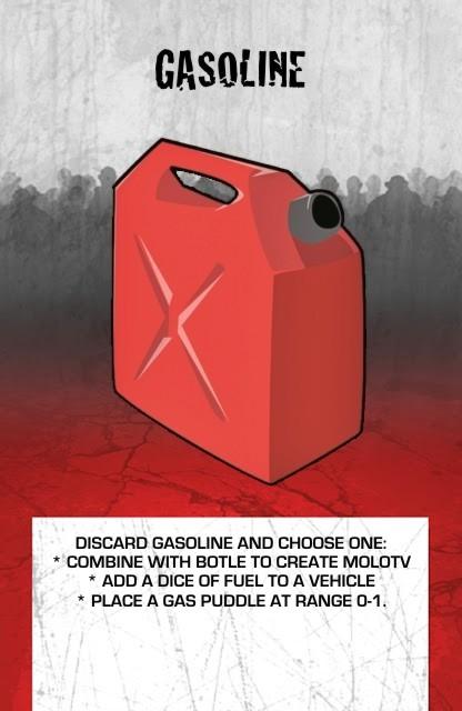 Vehicle Equipment Gasoline
