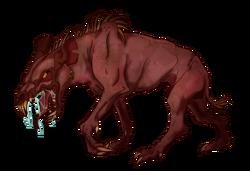 Zombie hyena1