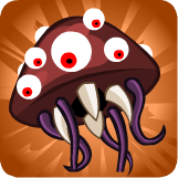 Icon Flying Squid