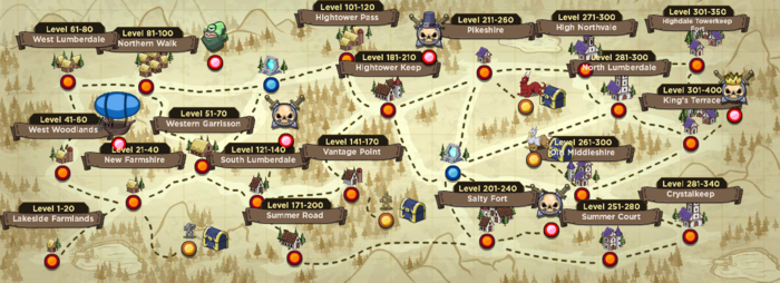 Thanks Giving Map