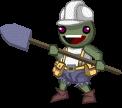 Death Volcano EnemieWhite