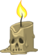 An Evil Candle
