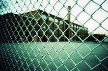 School-fence