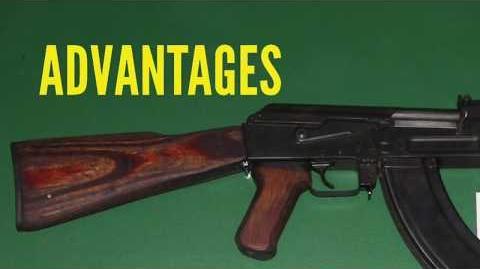 Zombie Apocalypse Weapons AK-47