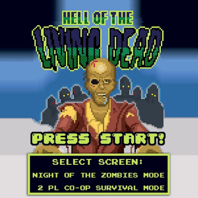 HELL OF THE LIVING NES TTLESCRN