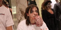 Why Zombies Eat Brains?