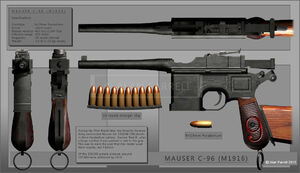 Mauser c96 m1916 by alanfarrell-d79vs44