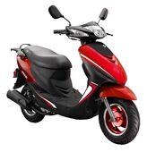 Bintelli motor scooter sprint 2013 model