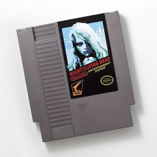 The Game Cartrige