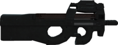 Zewikia weapon smg p90 css